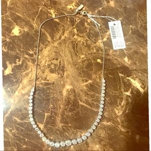 Crystal Necklace from White House Black Market